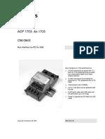 CM-0843 datasheet