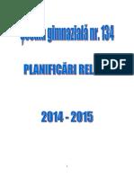planificari 2014-2015