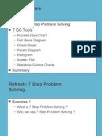 7 Step Problem Solving