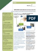 GPN6RRHH Ejemplo BPM Selección Personal|reclutamiento