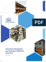 Housing Typologies - EQ affected Districts _ Final