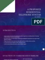 UKA_ppt Telephone System Residential.pptx