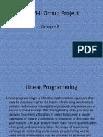 QAM-II Group Project