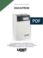Ducatron - литейная установка