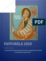 pastorela 2020