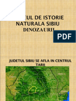 muzeul natural sibiu