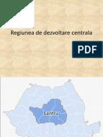 Regiunea de Dezvoltare Centrala
