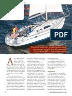Catalina-445 Blue Water Sailing Review