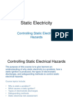 Controlling Static Electricity