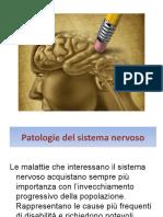 15. PATOLOGIE DEL SISTEMA NERVOSO