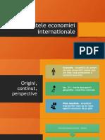 Fundamentele economiei internationale