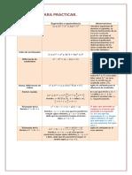 CASOS DE FACTORIZACIÓN(1)