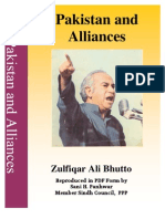 Pakistan And Alliances by Z. A. Bhutto