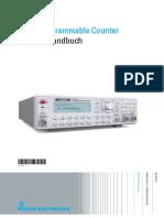 HM8123 user manual