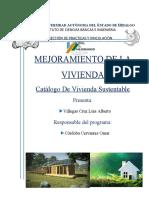 CATALOGO DE VIVIENDA SUSTENTABLE_VILLEGAS CRUZ LUIS ALBERTO