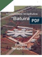 ProjetoComunidadeTerapeuticaBatuira