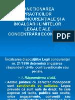 PP 6# SANCTIONAREA PRACTICILOR  ANTICONCURENTIALE