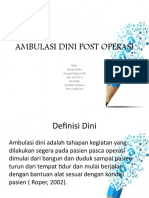 AMBULASI DINI POST OPERASI.pptx