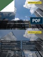 Carteira de fundos imobiliários Janeiro 2021