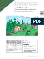 Forschungsreise in die Märchenwelt – Merkmale von Märchen entdecken und eigene Texte schreiben