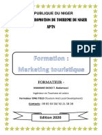 Marketing touristique