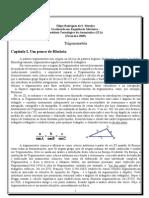 Matemática - Apostila Trigonometria FRSM
