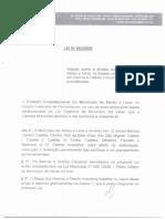 Lei de Bairros de Abreu e Lima (Lei n°663-2009)