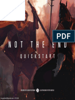 Not the End QuickStart
