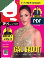revista Q Que... México, edición 158