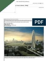 Proposed Namstey Tower In Mumbai - 300m]]