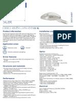 Tungsram-SLBt-Gen3-LED-Outdoor-luminaire-datasheet-EN