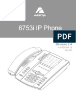 IPPhone 53i Manual