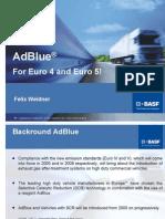 AdBlue Presentation by BASF