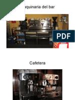 Maquinaria del bar.odp