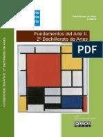 eBook en PDF Fundamentos Del Arte II Temas EvAU