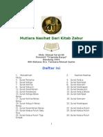30955307-Mutiara-Nasihat-Dari-Kitab-Zabur