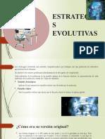 ESTRATEGIAS EVOLUTIVAS