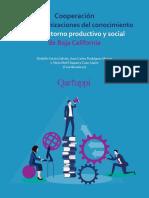 Cooperación de las organizaciones del conocimiento con el entorno productivo y social de Baja California