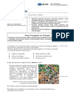 16.Atividade de Acompanhamento 8 (Áreas Protegidas Em Portugal)