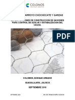 Reporte Proyecto Arroyo