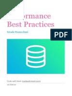 13- Performance Best Practices