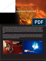 Lavaflow_Tutorial (REAL FLOW)