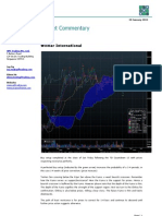 APF Trading Technical Analysis Market Commentary 10 Jan 2011