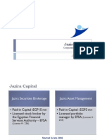 Jazira Capital Corporate Presentation Jan 11