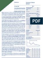 National Maize Equity Research - Jazira Capital