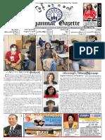 Myanmar Gazette Jan 2021