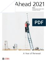 Year Ahead 2021 - UBS Report