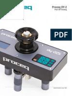 Proceq DY-2 Sales Flyer English High