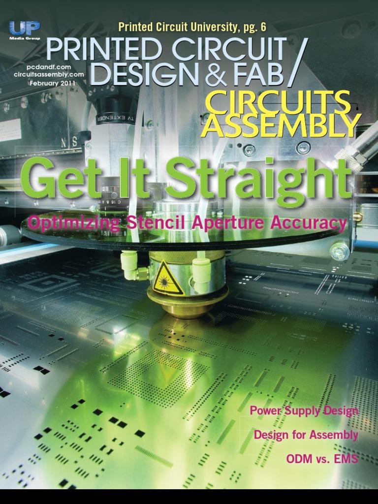 CIRCUITDES-02 2011 | Printed Circuit Board | Educational