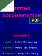 Meetings (1)